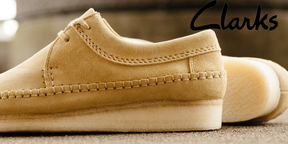 Clarks End of Season Sale upgrades your shoes with up to 50% off + free delivery