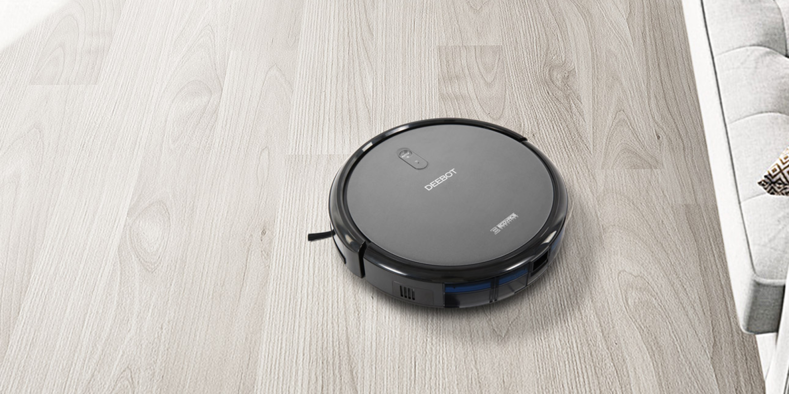 Ecovac's highly-rated N79S Robotic Vacuum falls to new Amazon low at $140 (30% off)