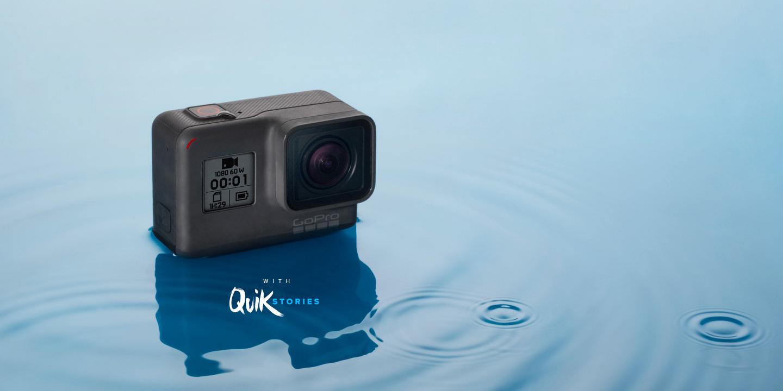GoPro unveils new $199 HERO action camera w/ built-in touchscreen, waterproofing, no 4K
