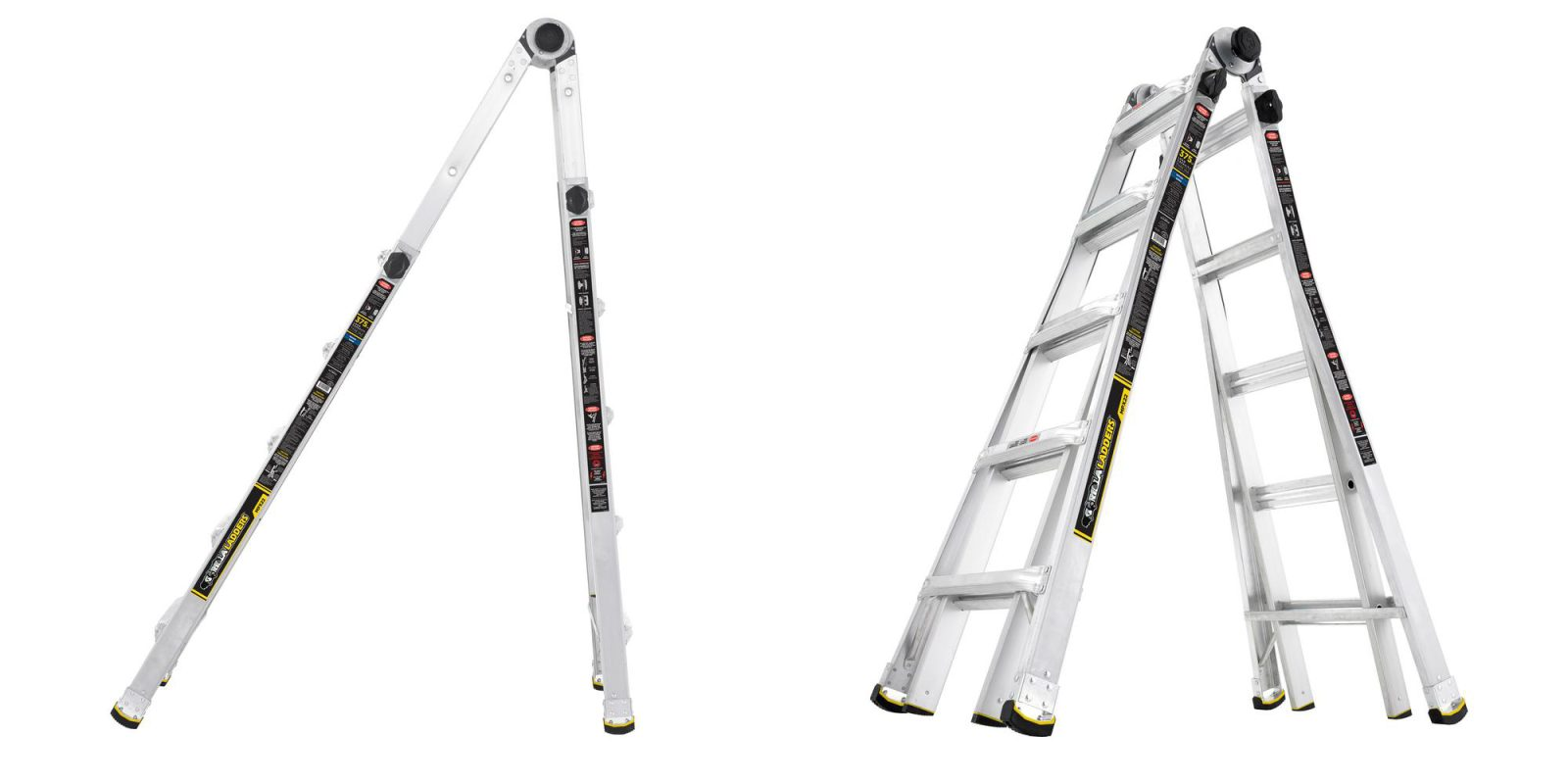 Ladders For Sale >> Gorilla Ladders 22 Ft Aluminum Ladder Down To 99 In This Home