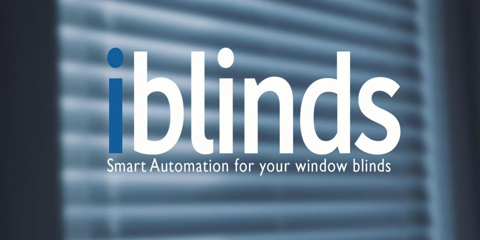 iBlinds helps you convert your existing blinds to smart blinds for just $75