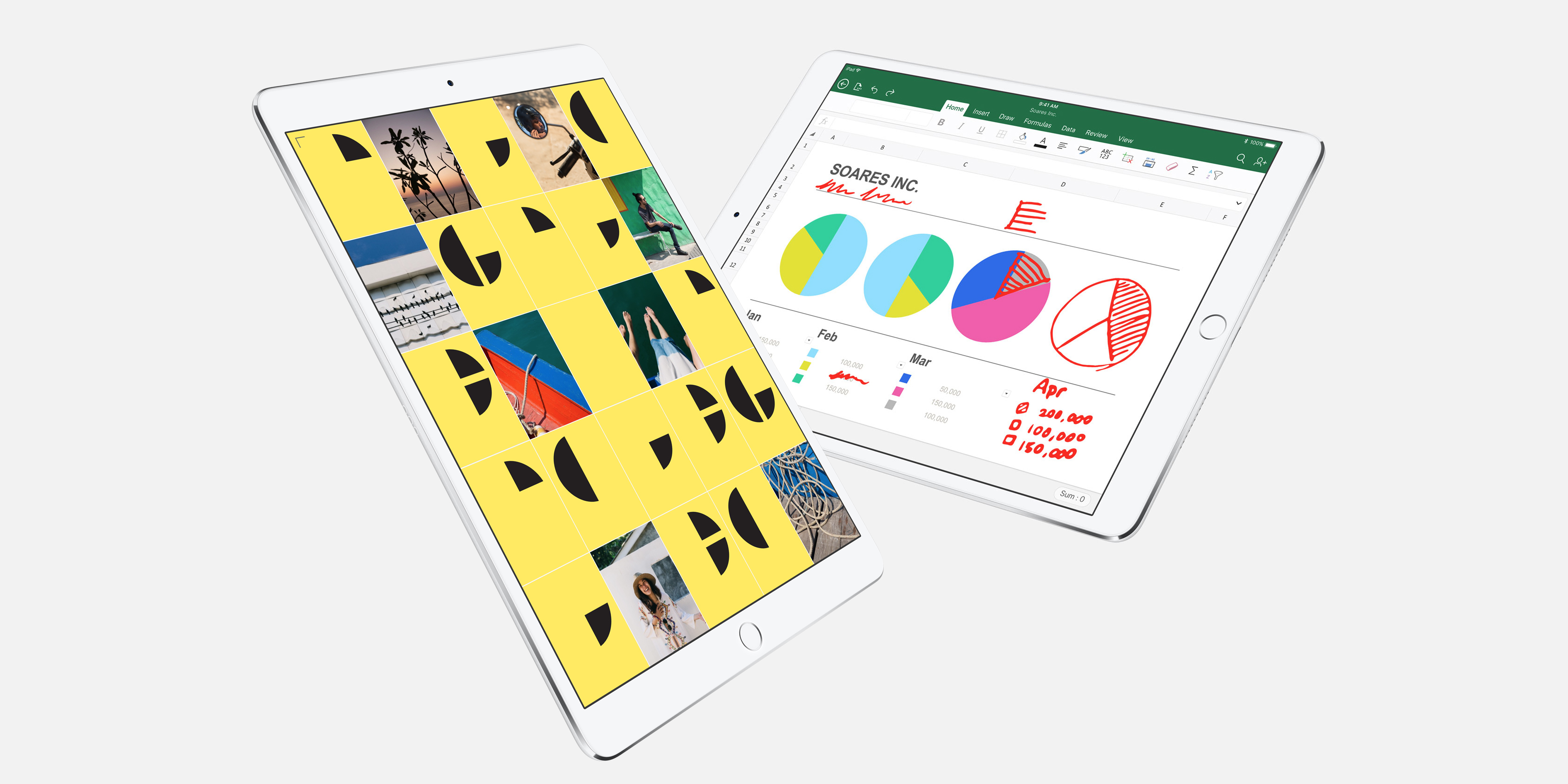Take up $280 off Apple's previous generation iPad Pro (tax savings select states)