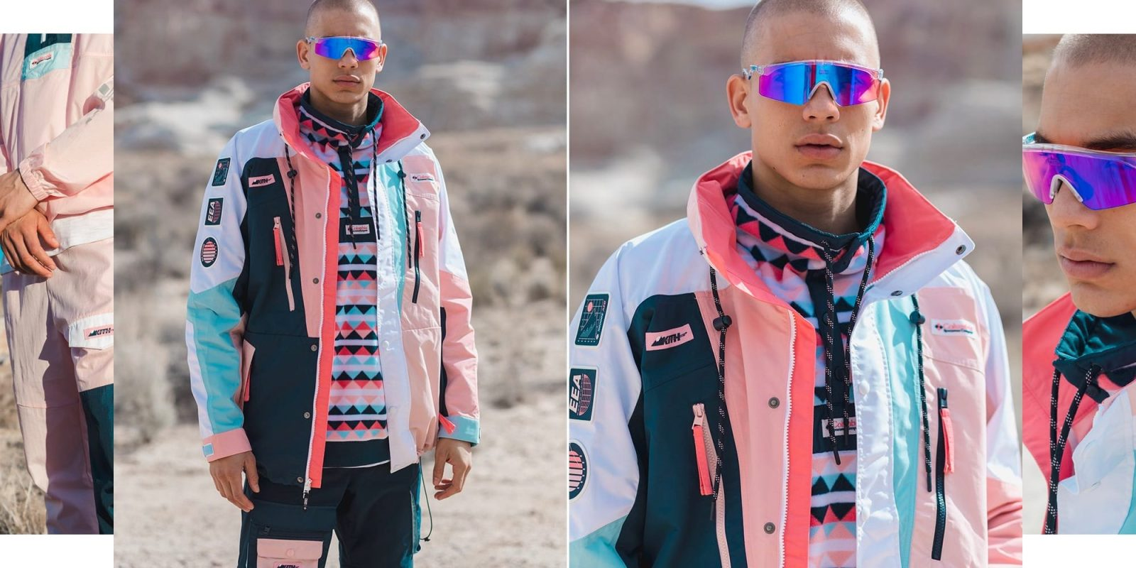9e410ebca46 Kith s  Element Exploration Agency  collection brings a throwback aesthetic  to streetwear