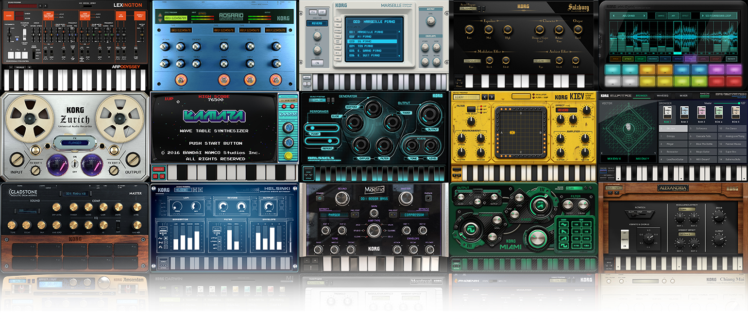 Korgs Gadget Music Making Ios App Comes Loaded W Instruments Now Electronic Circuit 50 Off