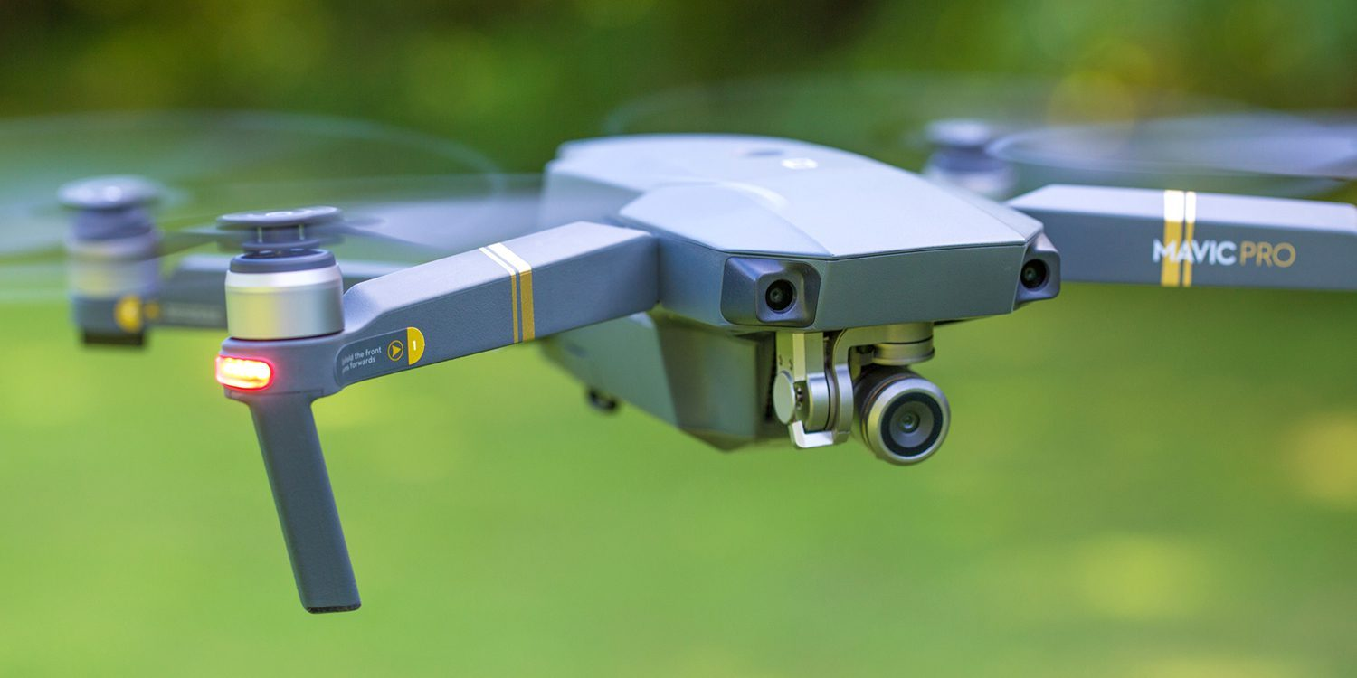 Today only, save $350 on the DJI Mavic Pro Quadcopter at $649 shipped