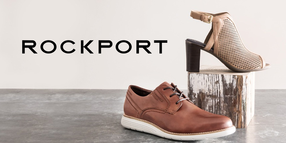 Rockport takes up to 50% off sale items + an extra 25% off your purchase, this weekend only