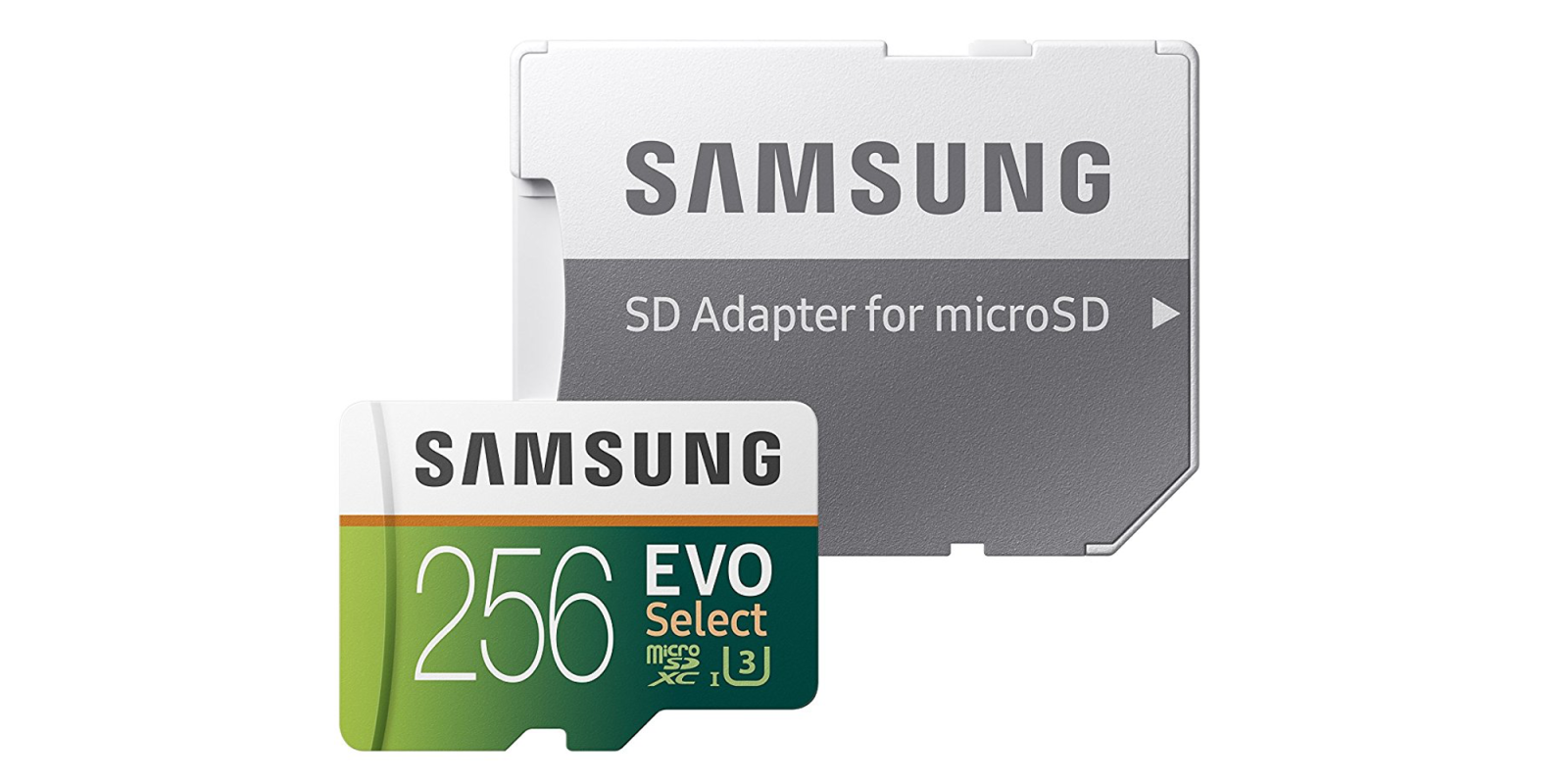 Samsung's speedy EVO Select microSDXC cards are on sale at Amazon: 256GB $40, more