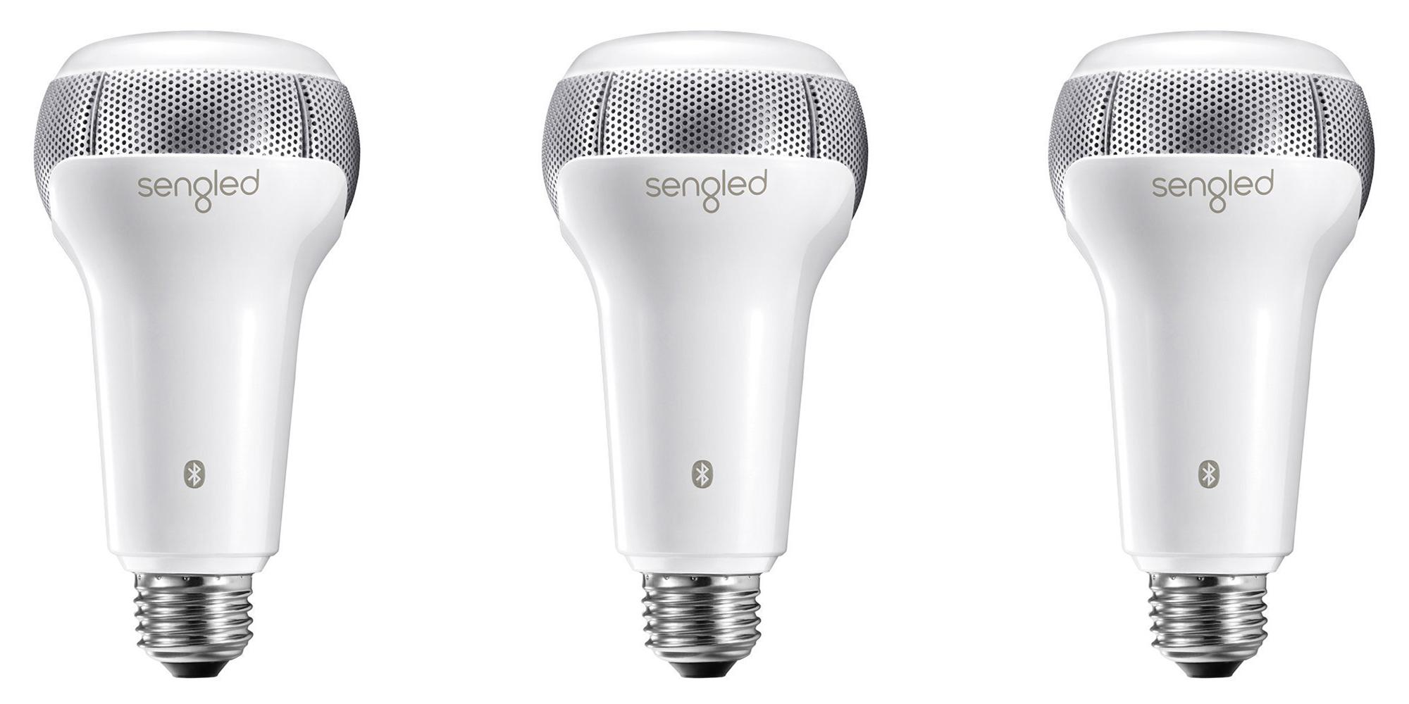 JBL speakers inside an LED Light Bulb? That's right… Pick one up for $15 (Reg. $30)