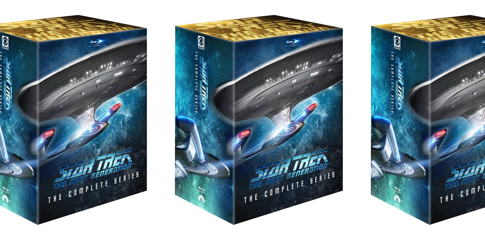 Blu-rays from $5: Star Trek TNG Series, Star Wars, Hobbs & Shaw, more