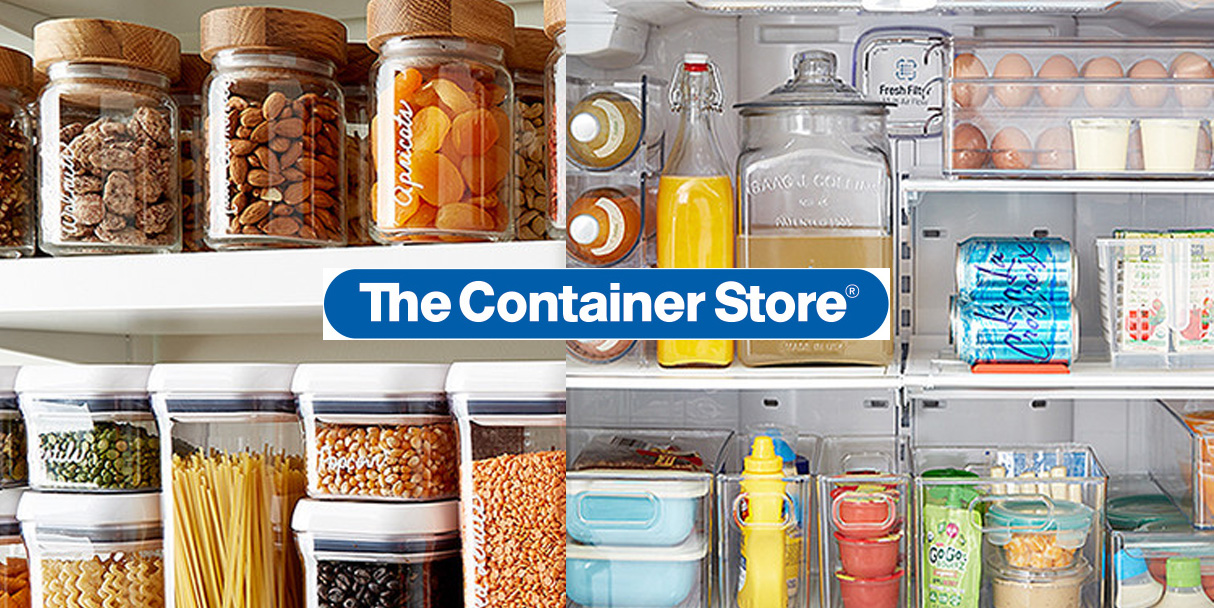The Container Store Kitchen U0026 Pantry Sale Cuts 25% Off Over 800 Items