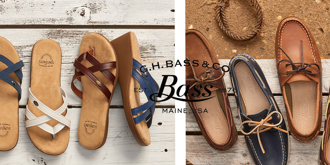 0187338dace G.H. Bass Factory Sale knocks 25% off sitewide  boat shoes