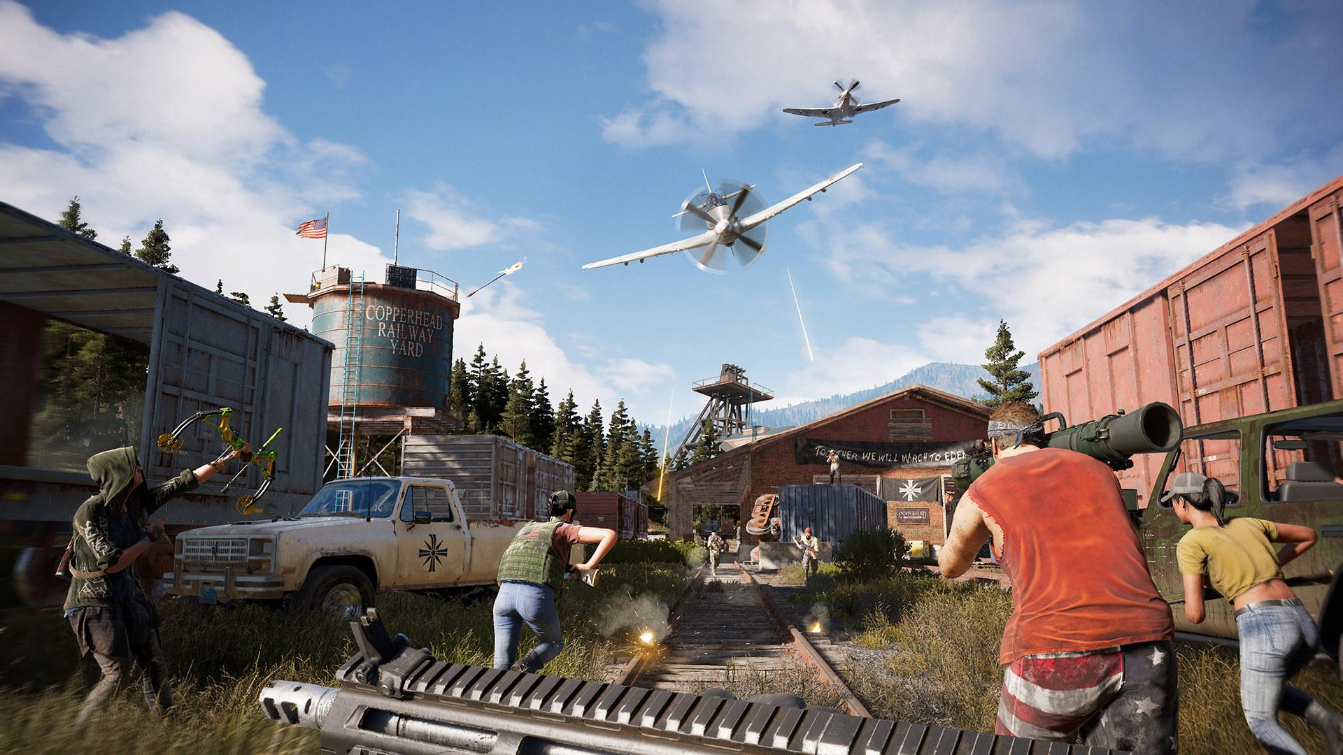 Today's Best Game Deals: Far Cry 5 $30, Valkyria Chronicles 4 $42, more