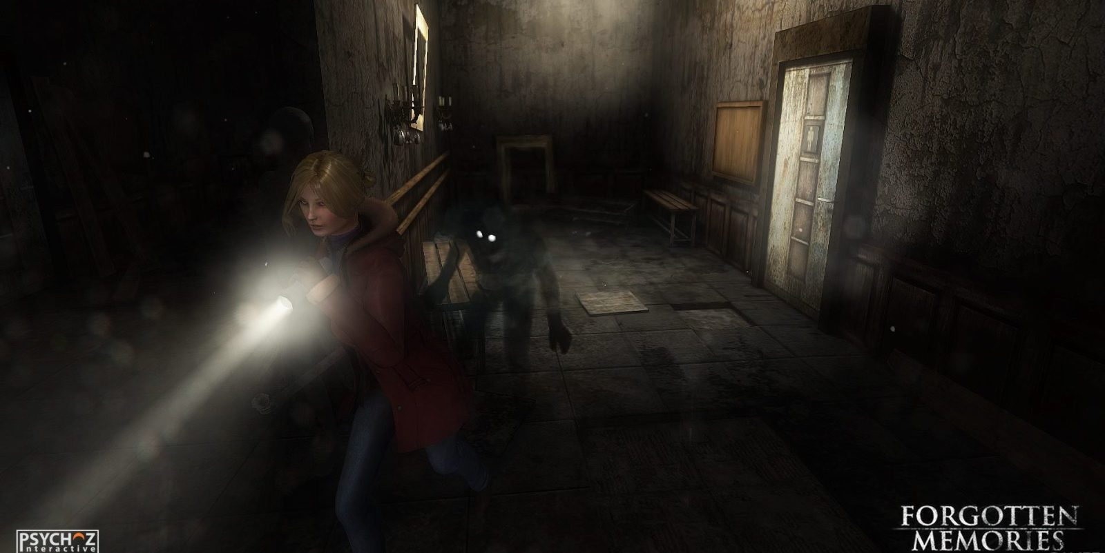 Survival horror game Forgotten Memories for iOS hits lowest