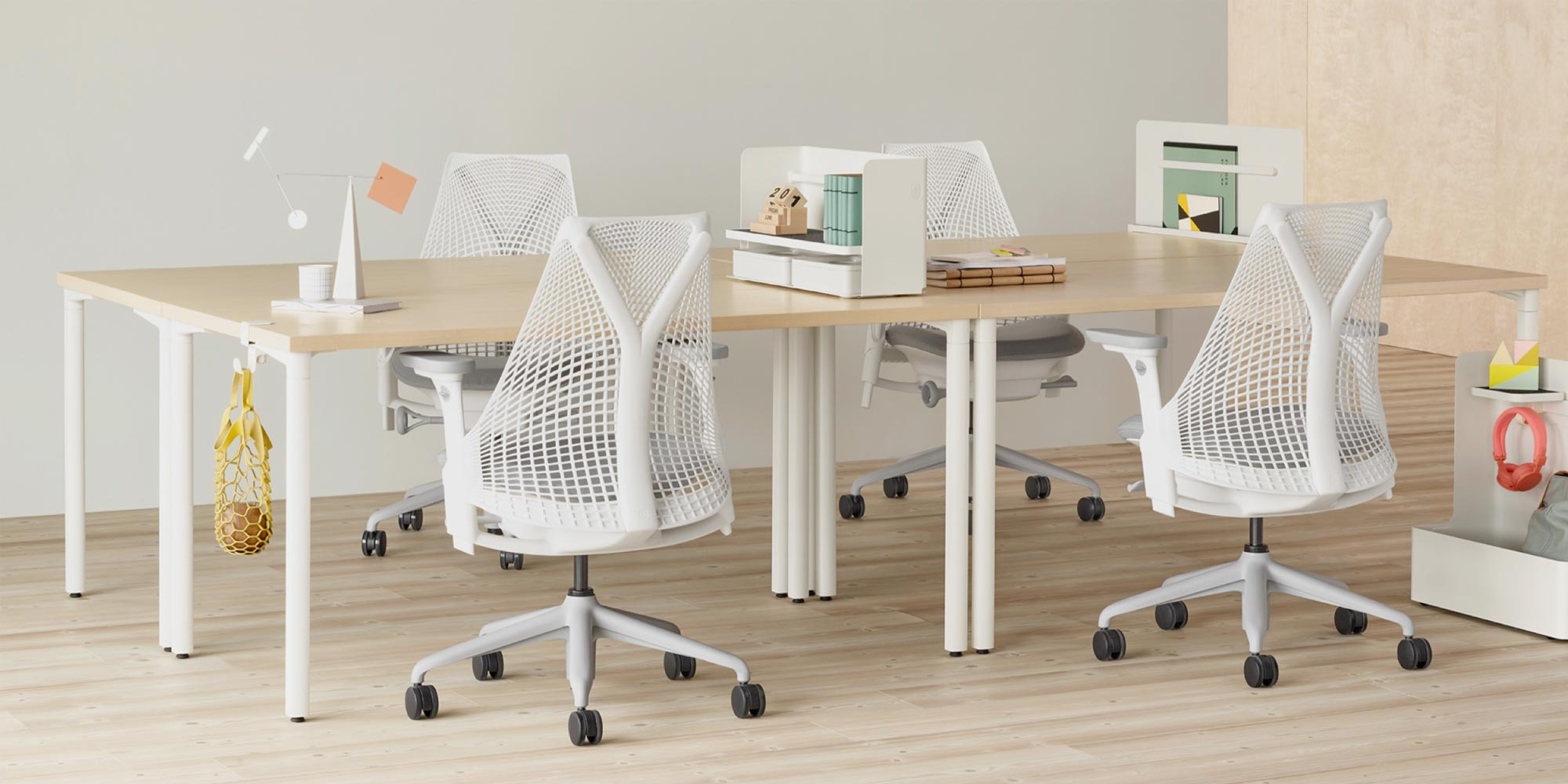 Herman Miller Launches Office Bundles, Includes Everything You Need From  Chair To Desk