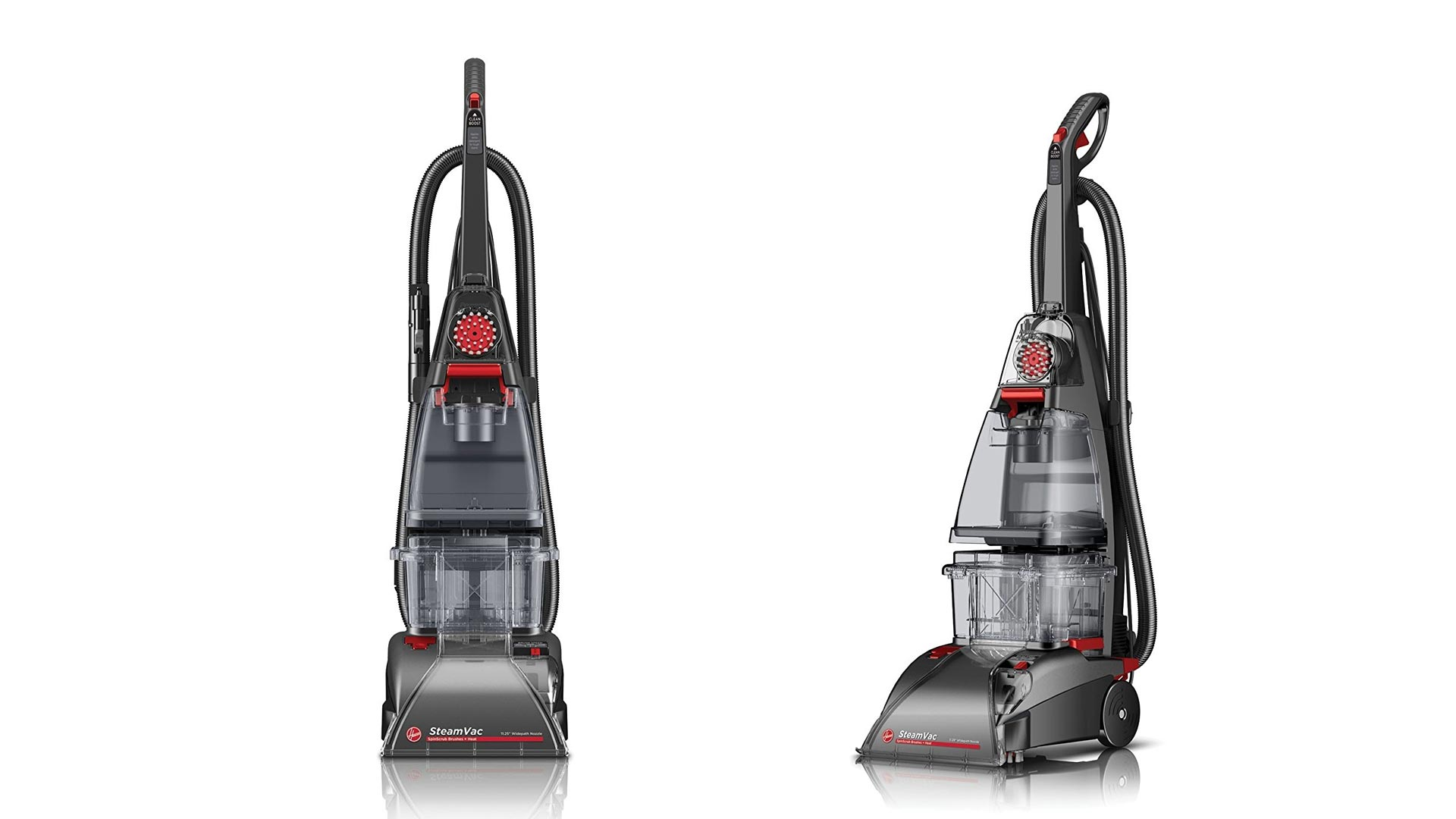Hoover S Steamvac Plus Cleans Carpets More For 90