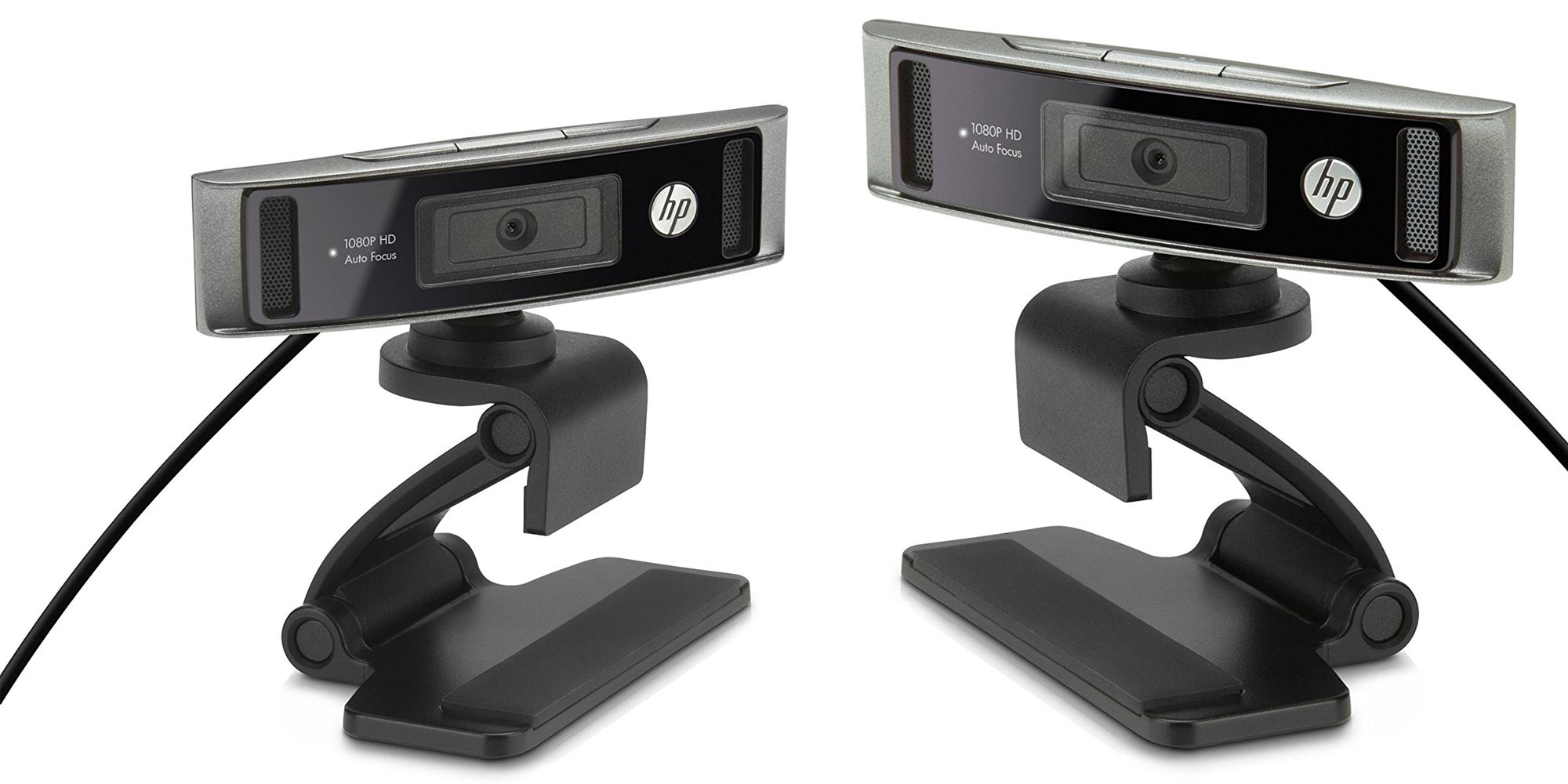 add this hp 1080p webcam to any computer for just $15 shipped - 9to5toys