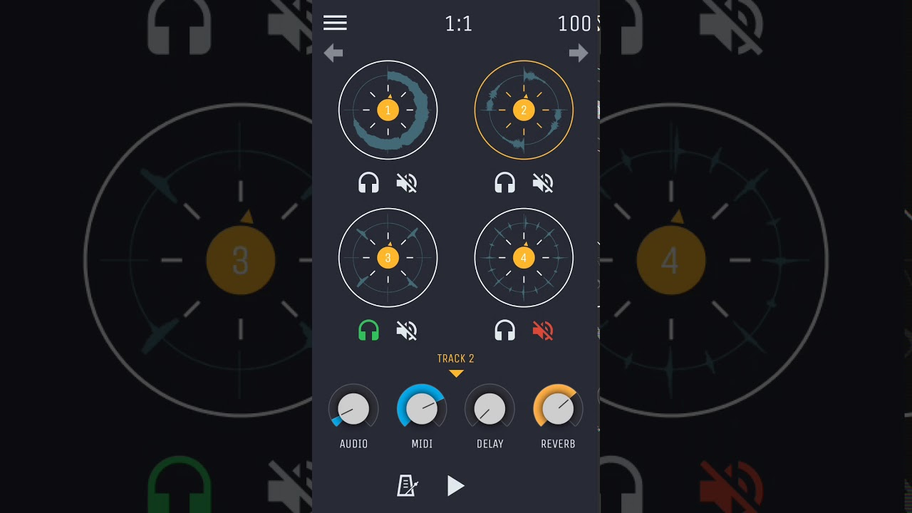 Humbeatz For Ios Android Magically Translates Vocals To Midi 3 Way Switch Humming Instruments Drums Video