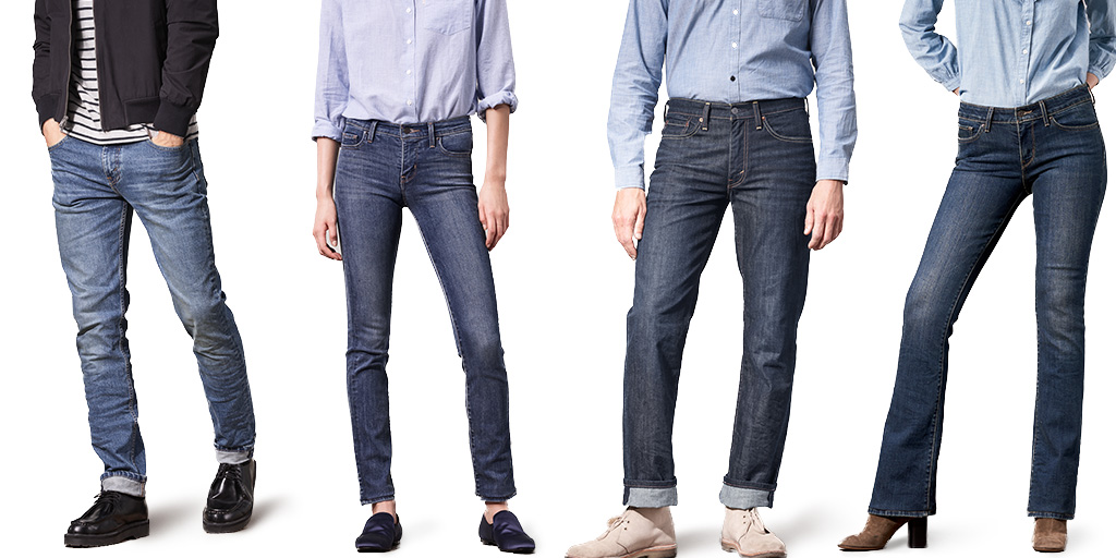 Levi's Mid-Season Event has deals as low as $20 on jeans, shirts, accessories & more