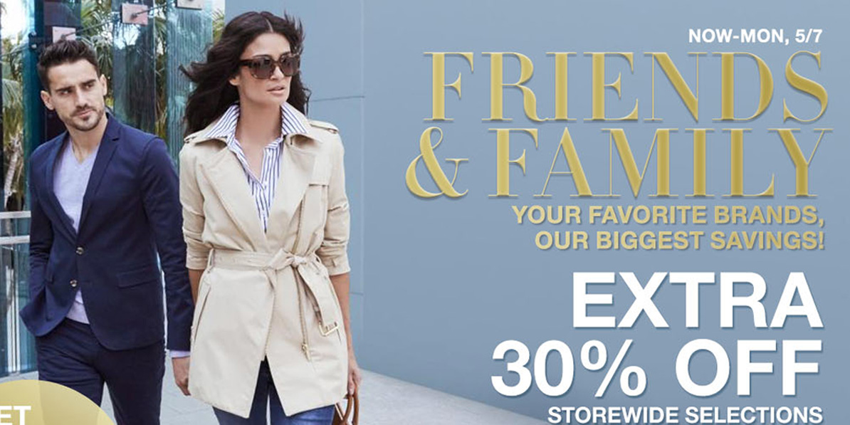 4685e3db9 Macy's Friends & Family Sale: extra 30% off Ralph Lauren, Tommy ...