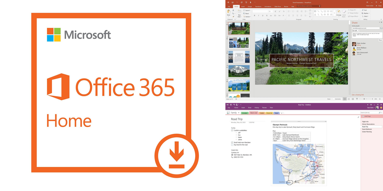 Add Microsoft Office 365 to your Mac or PC with this 1-year ...