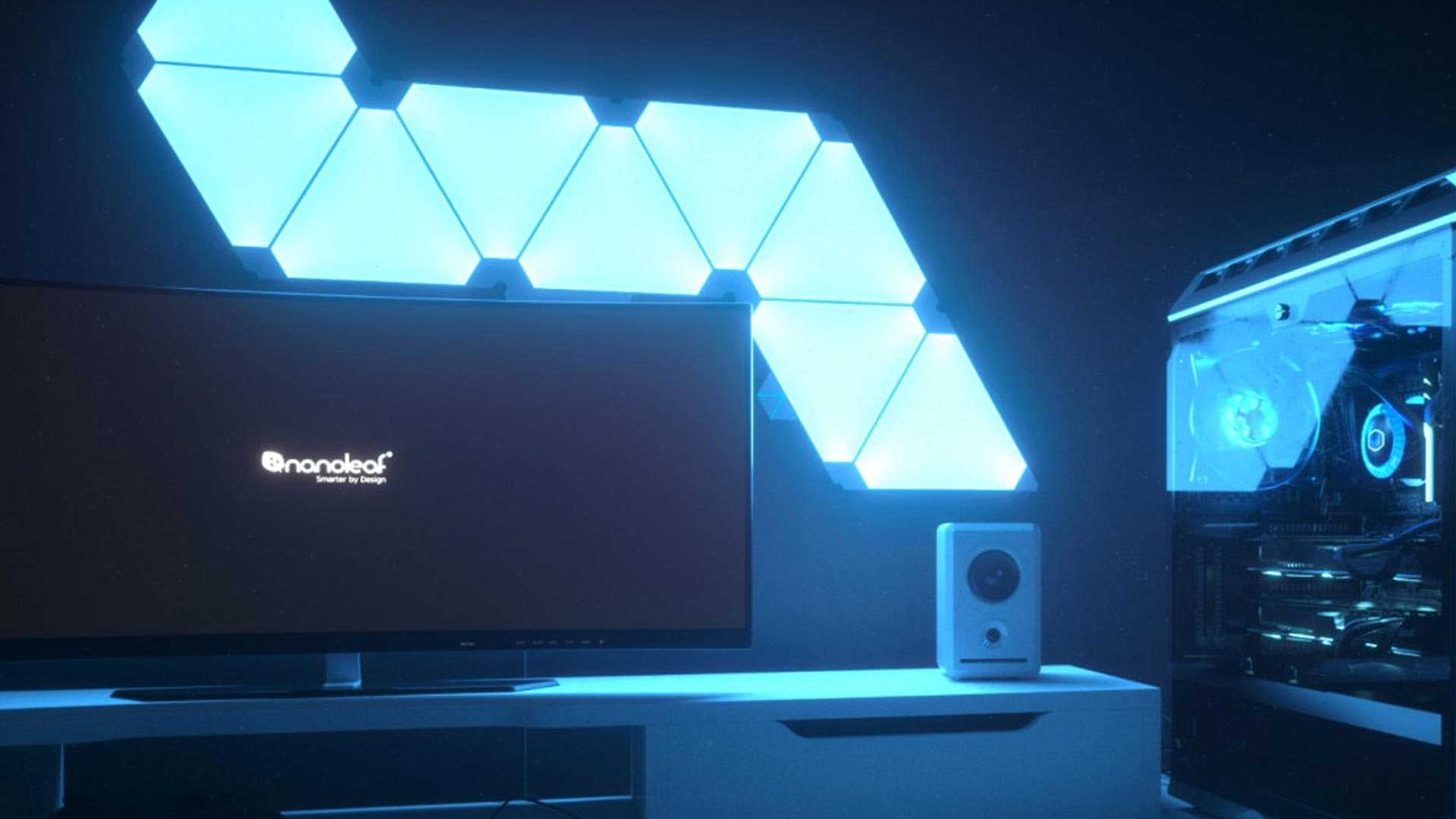 Nanoleaf Joins Forces With Razer To Create Even More