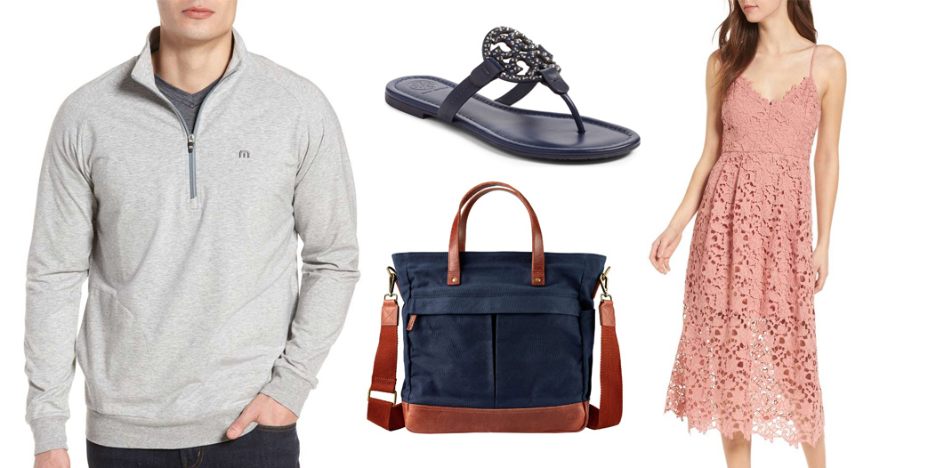 Nordstrom freshens your look with up to 50% off J.Crew, Tory Burch, Timberland, more