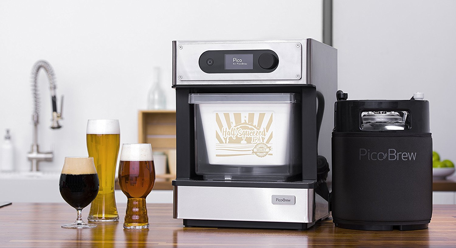Pico Craft Beer Brewing Appliance now up to $520 off: $280 shipped