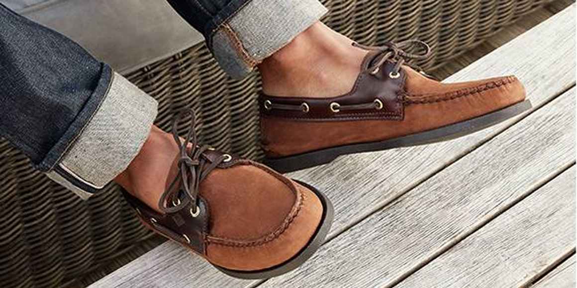 Sperry Outlet updates your boat shoes with select styles for just $45 shipped