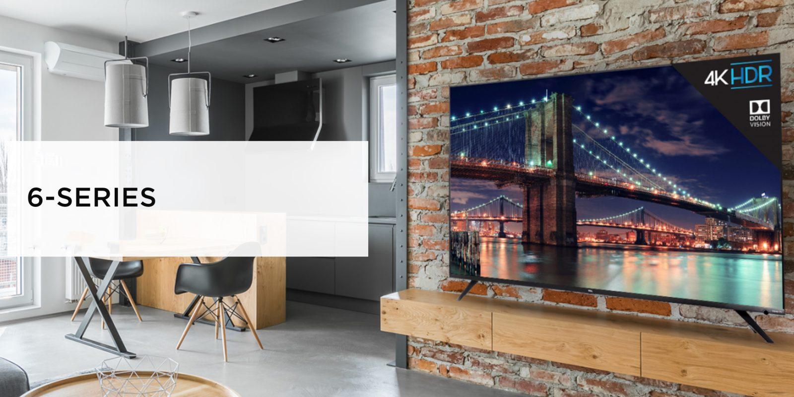 Add a TCL 65-inch 4K Dolby Vision TV to your setup: $493.50 (Refurb, Orig. $970)