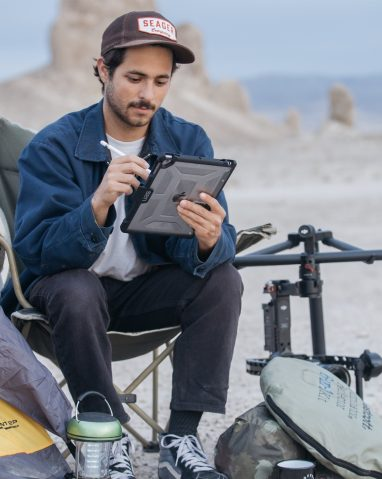 newest d6172 94297 Urban Armor Gear unveils its Plasma Case for iPad and iPad Pro with ...