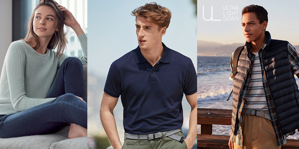 Uniqlo Clearance Event takes up to 90% off sale items with deals on shirts, shoes & more from $2