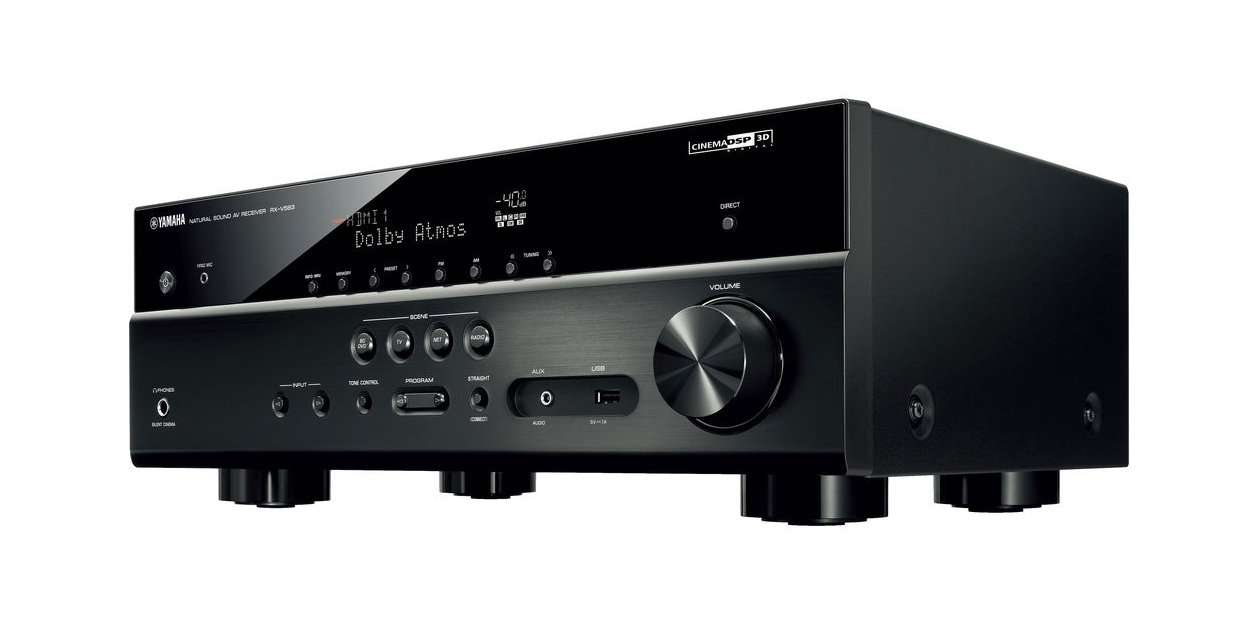 add this yamaha 7 2 ch 4k airplay av receiver to your. Black Bedroom Furniture Sets. Home Design Ideas