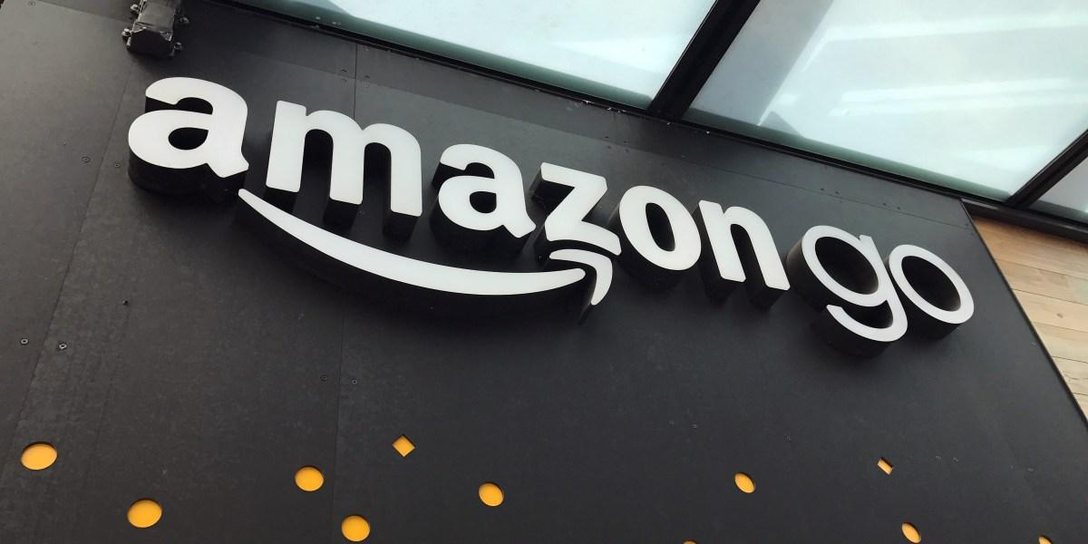 Amazon Go storefront seattle