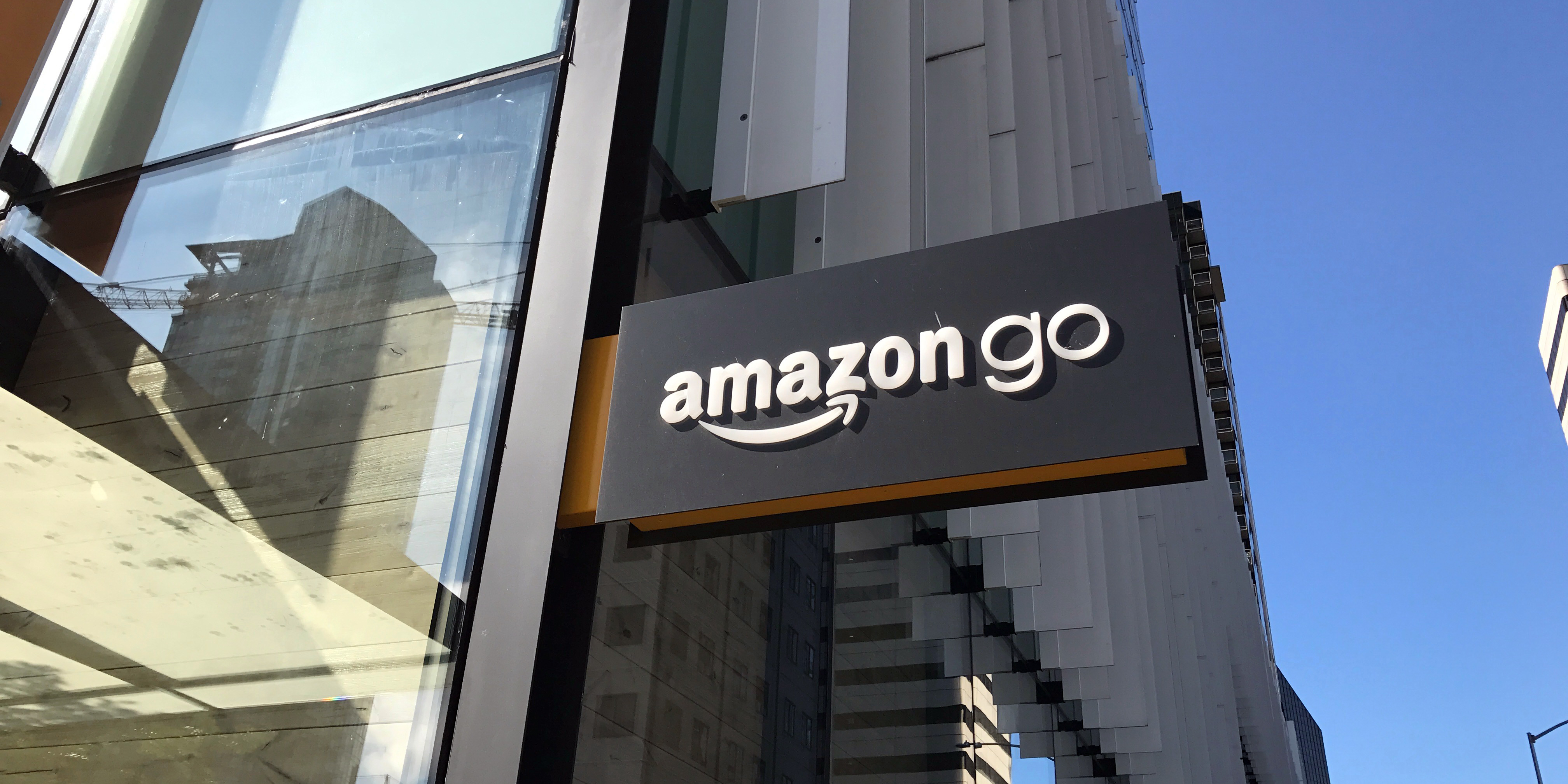 Amazon Go appears set to bring autonomous shopping to airports next year, report says