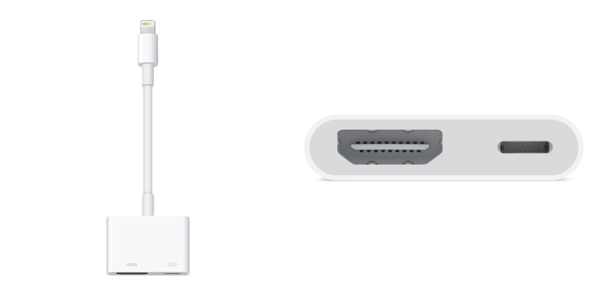 Apple's official Lightning to HDMI adapter is just $13 Prime shipped, today only