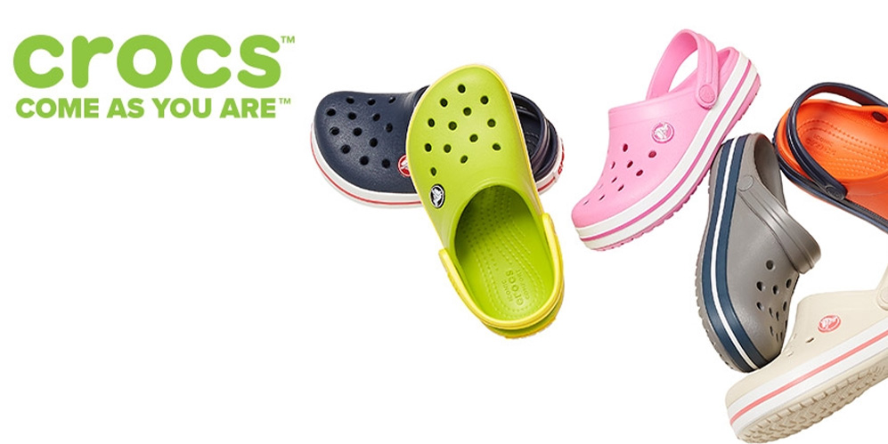 aacbc0d52 Crocs Spring Clearance Event offers an extra 50% off select styles with  deals from  12