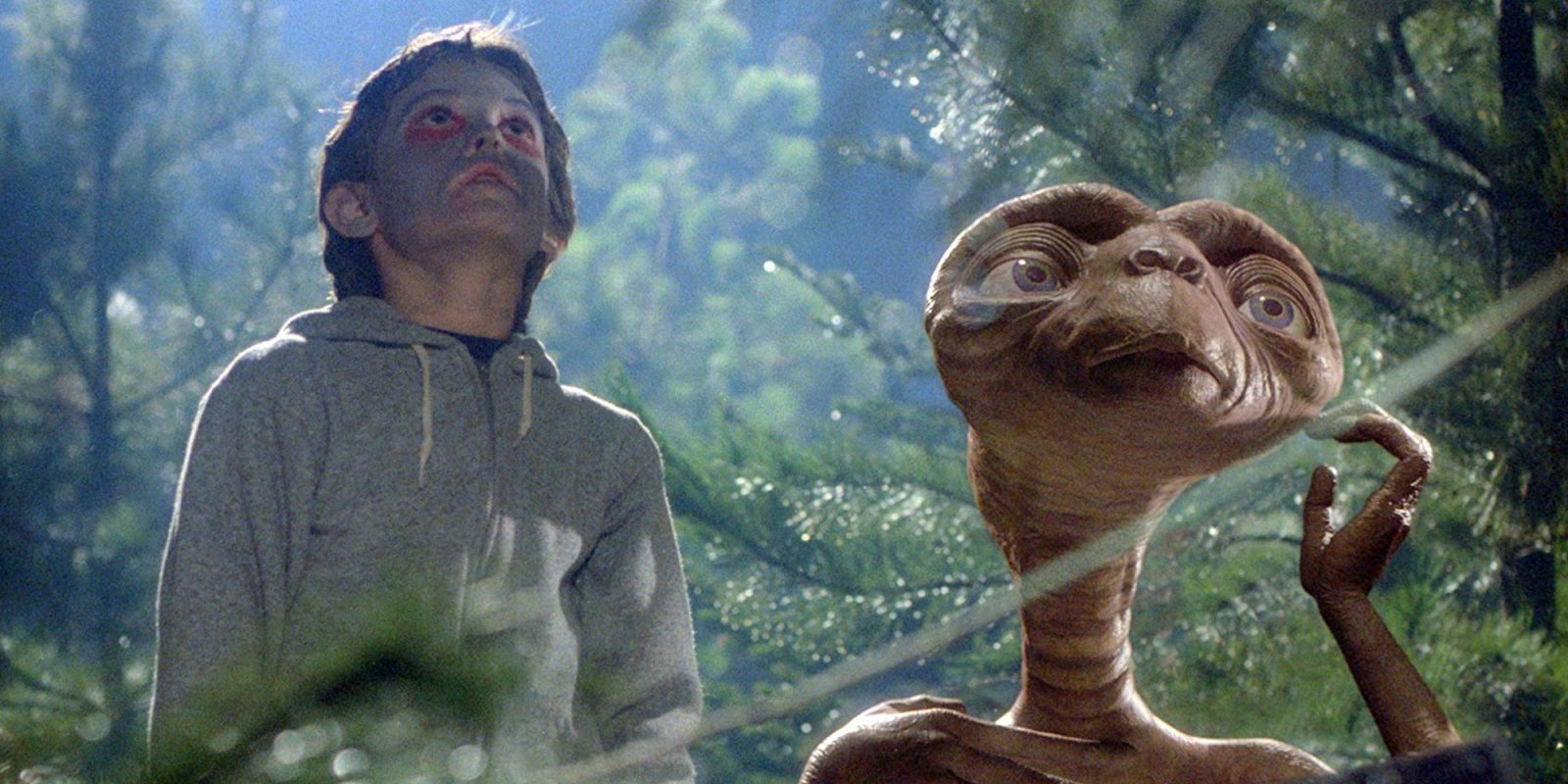 E.T. in 4K is down to just $10, Wizard of Oz 4K for $20, more Blu-ray from $7