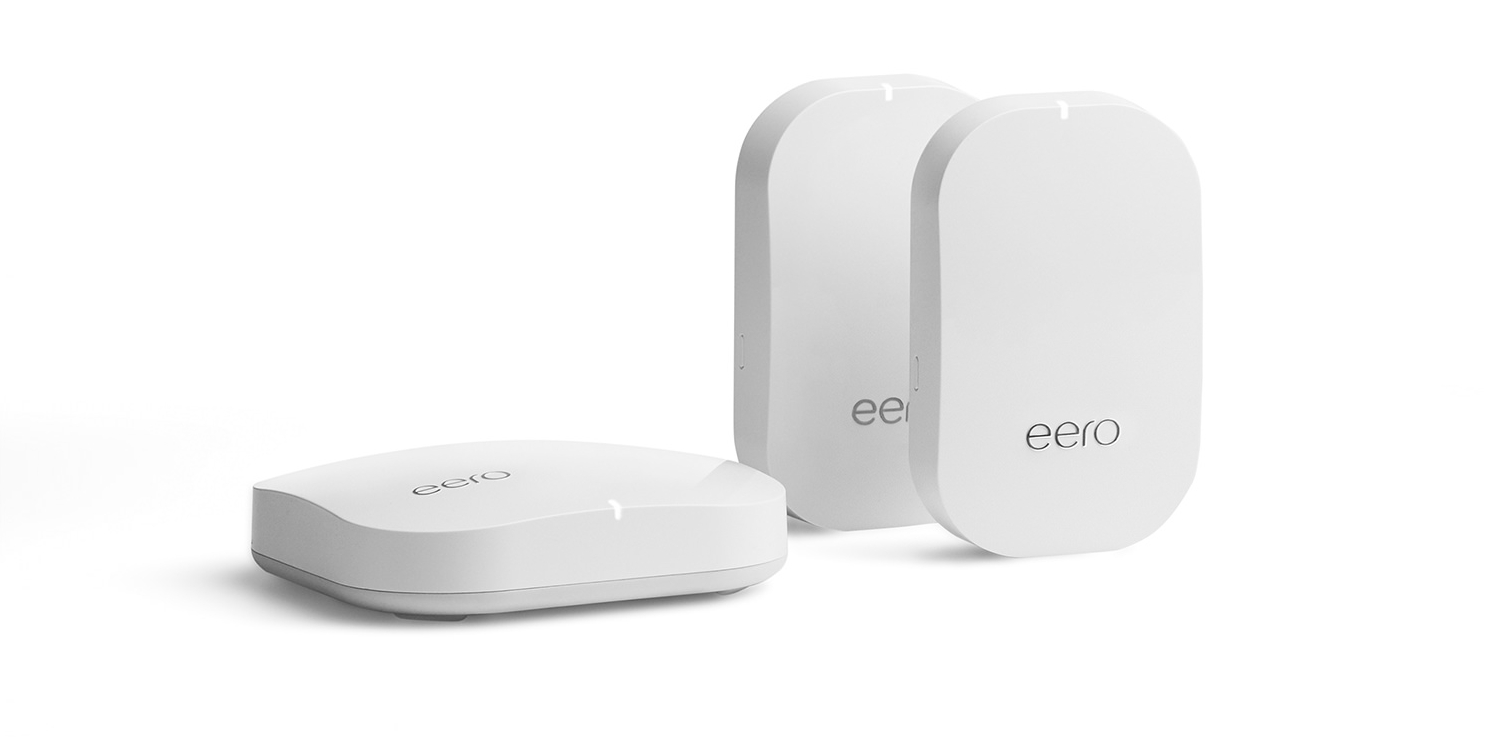 eero Mesh WiFi System coats your home with internet coverage for $319 (Reg. $399)