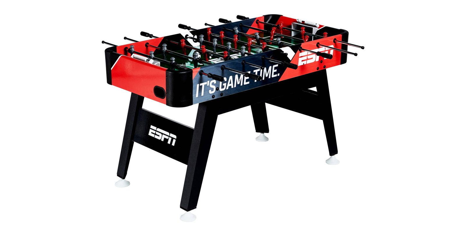 ESPNs Official Inch Foosball Table Is On Sale At Walmart For - Official foosball table