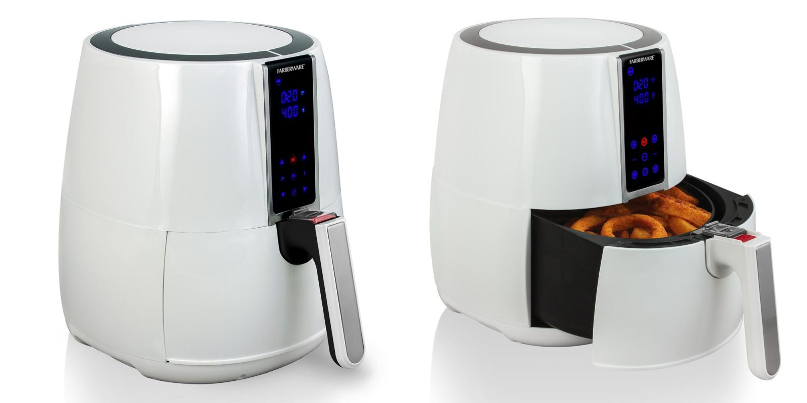 This 3.2-quart Farberware Oil-Less Fryer is just $35 today (Reg. up to $70)