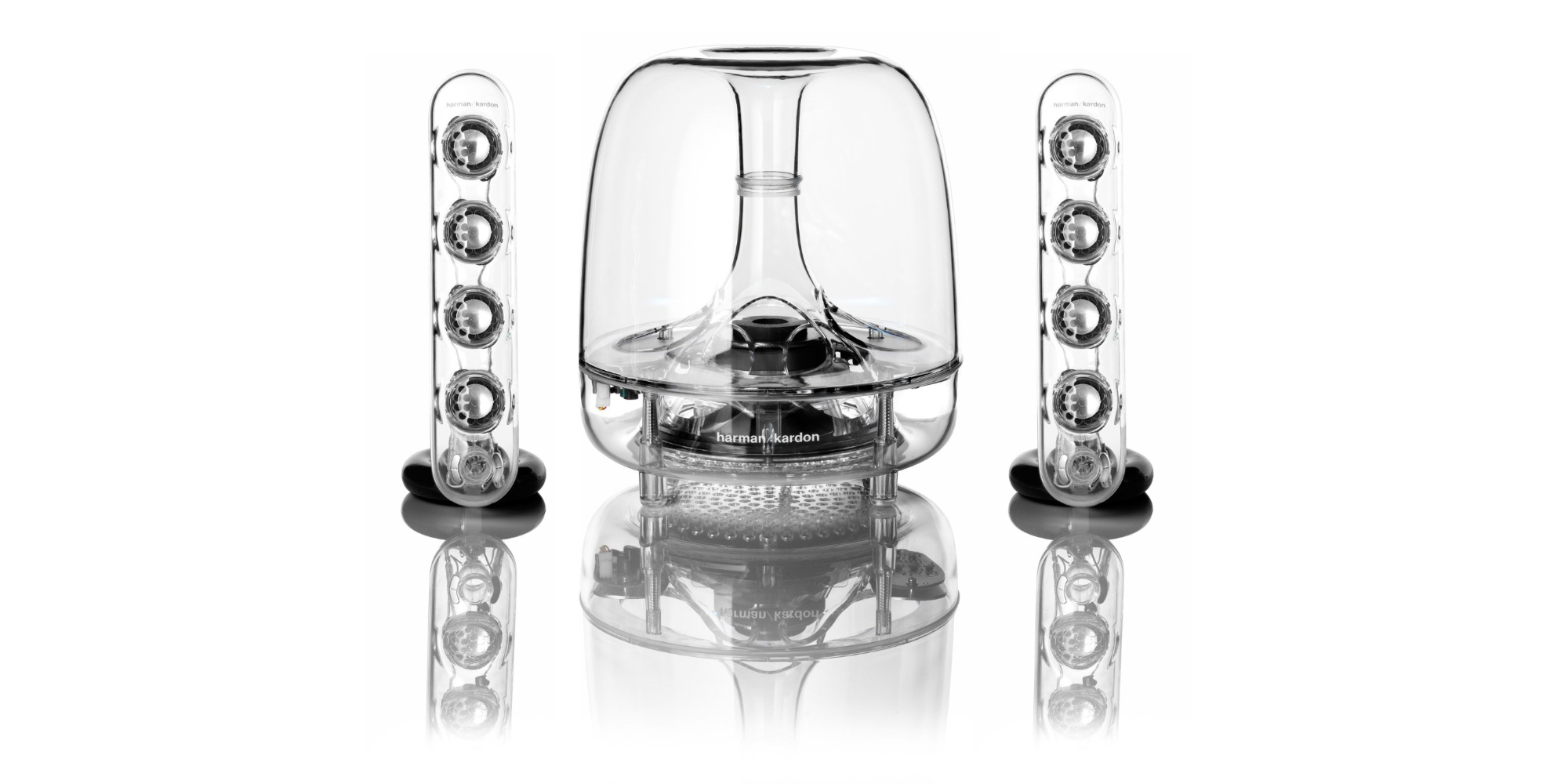 the iconic harman kardon soundsticks iii are on sale from