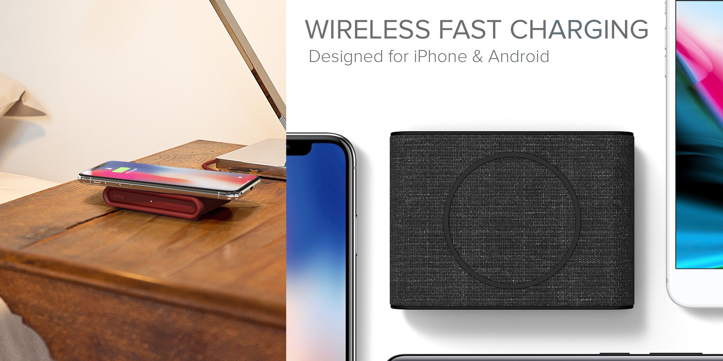 iOttie's new mini iON Wireless Charging Pad for iOS/Android w/ launch day pricing