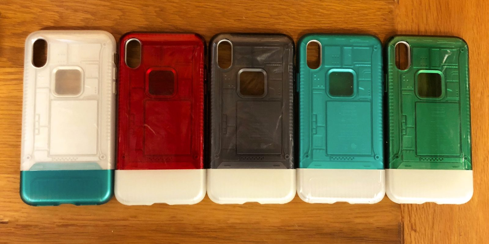 84e750670b Spigen announces special edition iPhone X cases echoing iMac G3 and  original iPhone design