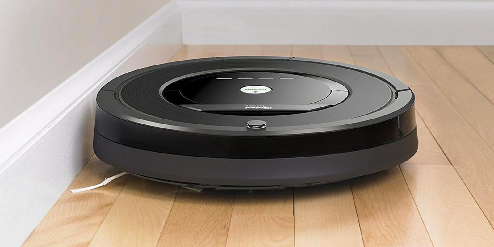 The Roomba 805 Robotic Vacuum Keeps Your House Clean 320