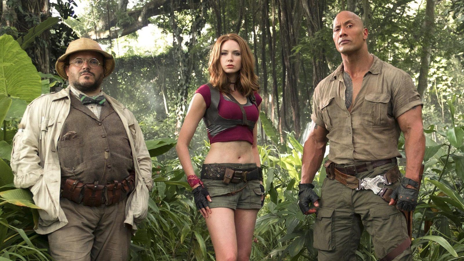 4K movies from $10: Jumanji, Harry Potter Collection, Dark Knight 3-Pack, more