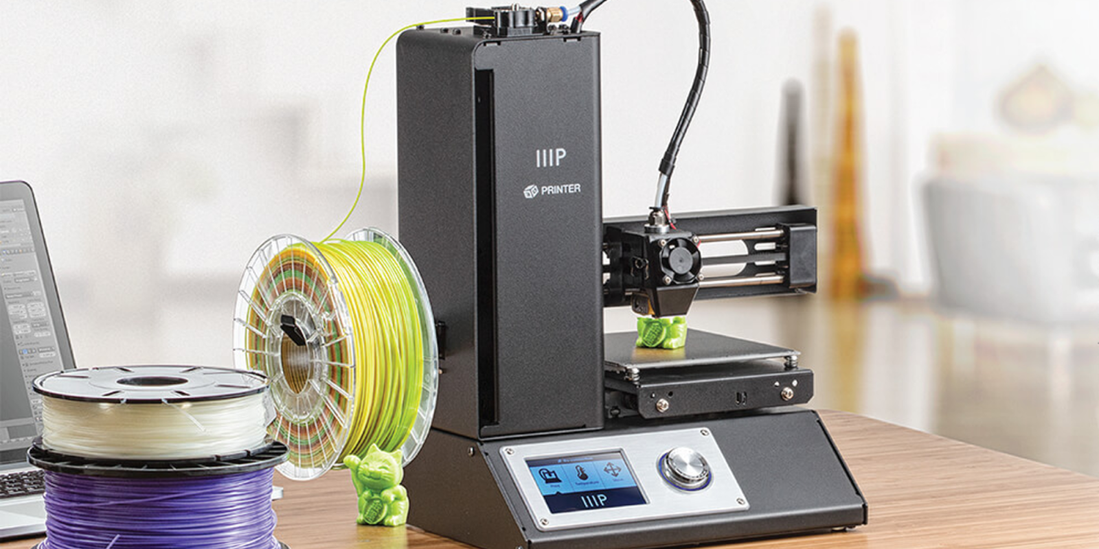 Monoprice's MP Select Mini 3D Printer has never been lower at $100 (Open-box, Reg. $170)