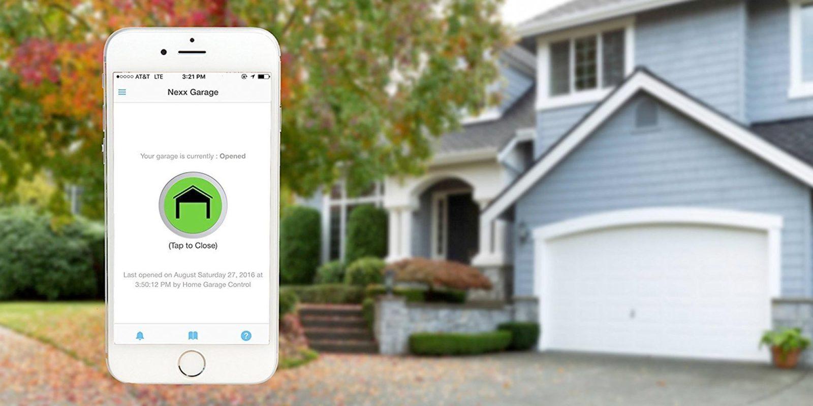 This $70 device will make your garage door opener smart (Save 25%)