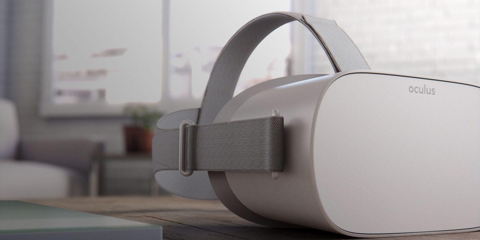 Sling TV lands on Oculus Go's massive 180-inch TV experience