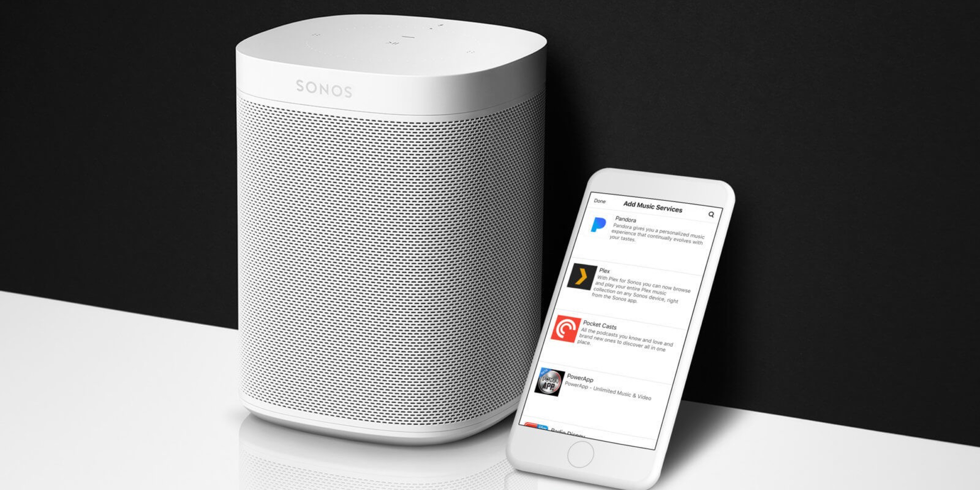 Score two Sonos Play:1 speakers for $250 shipped at Costco ($298 value)