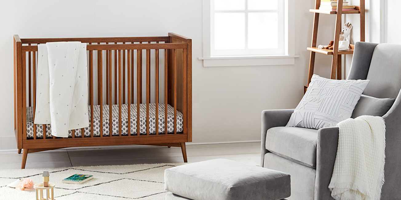 West Elm X Pottery Barn Kids Unveils A New Collection With Modern Nursery Items